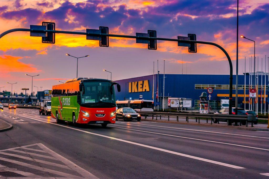 Road Ikea Krakow Car Ikea Ikea  - Transportphoto / Pixabay
