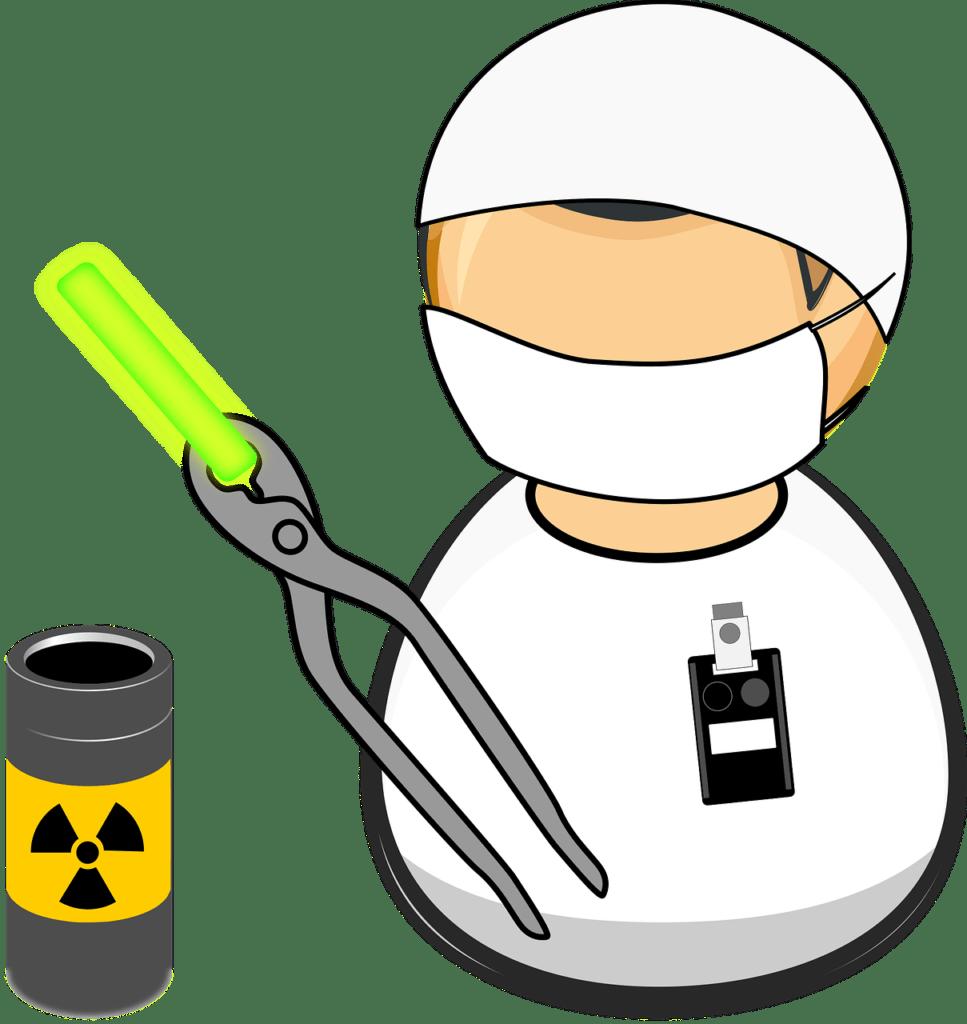 Radiation Industry Nuclear  - Juhele / Pixabay