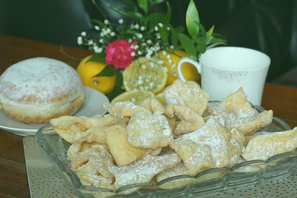 Faworki Crispy Pastries Bud Sweets  - Nowaja / Pixabay