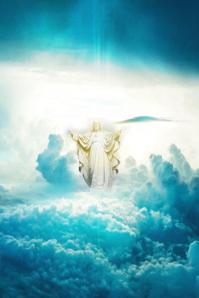 Heaven Jesus Clouds Rapture  - Darelle / Pixabay