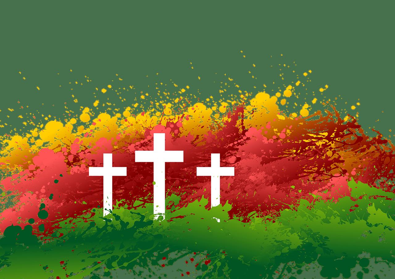Illustration Holy Week Easter Lent  - aalmeidah / Pixabay