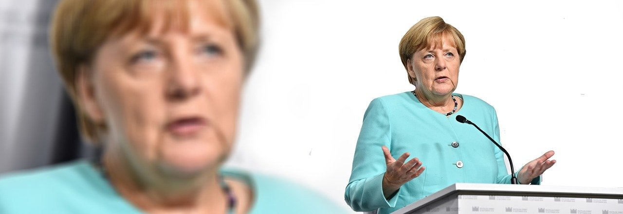 Merkel Chancellor Germany  - geralt / Pixabay